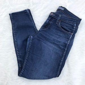 J BRAND ankle skinny jeans